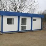 CASA Cadru Metalic - tip-Container - BEL 16