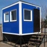 CONTAINER - CABINA - PAZA - BEL-P4