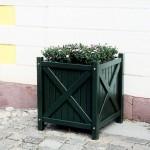 Jardiniere pe cadru metalic - BEL 3